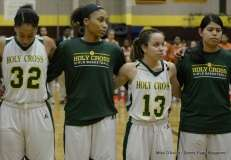 CIAC Girls Basketball - #1 Holy Cross vs. #4 Capital Prep 126
