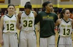 CIAC Girls Basketball - #1 Holy Cross vs. #4 Capital Prep 127