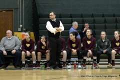 CIACT #1 Holy Cross vs. #16 Sheehan GBB 393