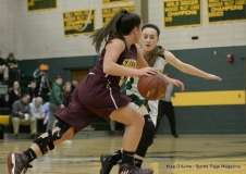 CIACT #1 Holy Cross vs. #16 Sheehan GBB 403