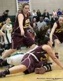 CIACT #1 Holy Cross vs. #16 Sheehan GBB 421