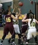 CIACT #1 Holy Cross vs. #16 Sheehan GBB 631