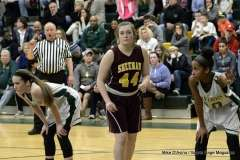 CIACT #1 Holy Cross vs. #16 Sheehan GBB 666