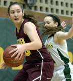 CIACT #1 Holy Cross vs. #16 Sheehan GBB 690
