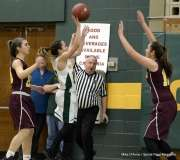 CIACT #1 Holy Cross vs. #16 Sheehan GBB 704