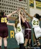 CIACT #1 Holy Cross vs. #16 Sheehan GBB 720