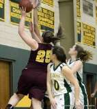 CIACT #1 Holy Cross vs. #16 Sheehan GBB 734