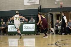 CIACT #1 Holy Cross vs. #16 Sheehan GBB 771