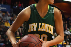 CIAC Girls Basketball Class LL Tournament Finals - #1 Norwalk 55 vs. #2 New London 53 (35)