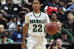 CIAC Girls Basketball Class LL Tournament Finals - #1 Norwalk 55 vs. #2 New London 53 (39)
