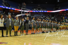CIAC Girls Basketball Class LL Tournament Finals - #1 Norwalk 55 vs. #2 New London 53 (6)