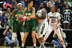 CIAC Girls Basketball Class LL Tournament Finals - #1 Norwalk 55 vs. #2 New London 53 (61)