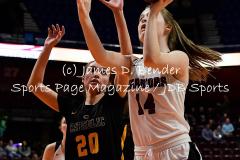 Gallery CIAC Girls Basketball Class S Final: #1 Canton 45 vs. #7 Trinity Catholic 52