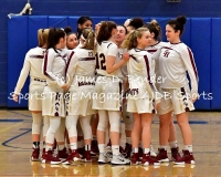 Gallery CIAC Girls Basketball Class S Semi: #10 SMSA 40 vs. #6 Sacred Heart 37