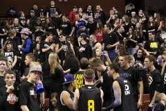 CIAC Girls Basketball Class S Tournament Finals - #1 St. Paul 57 vs. #3 Thomaston 61 - Postgame Activities (1)