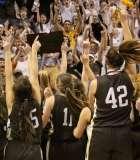 CIAC Girls Basketball Class S Tournament Finals - #1 St. Paul 57 vs. #3 Thomaston 61 - Postgame Activities (14)