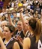 CIAC Girls Basketball Class S Tournament Finals - #1 St. Paul 57 vs. #3 Thomaston 61 - Postgame Activities (16)