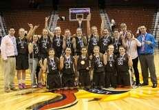 CIAC Girls Basketball Class S Tournament Finals - #1 St. Paul 57 vs. #3 Thomaston 61 - Postgame Activities (19)