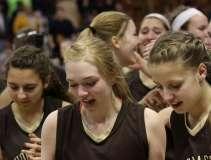 CIAC Girls Basketball Class S Tournament Finals - #1 St. Paul 57 vs. #3 Thomaston 61 - Postgame Activities (33)