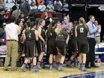 Gallery CIAC Girls Basketball; Class S Tournament Finals - #3 Canton 60 vs. #5 Thomaston 51 - Photo # (40)