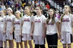 Gallery CIAC Girls Basketball; Class S Tournament Finals - #3 Canton 60 vs. #5 Thomaston 51 - Photo # (46)