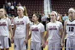 Gallery CIAC Girls Basketball; Class S Tournament Finals - #3 Canton 60 vs. #5 Thomaston 51 - Photo # (47)