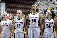 Gallery CIAC Girls Basketball; Class S Tournament Finals - #3 Canton 60 vs. #5 Thomaston 51 - Photo # (48)