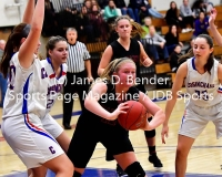 Gallery CIAC Girls Basketball: Coginchaug 50 vs. Valley Regional 42