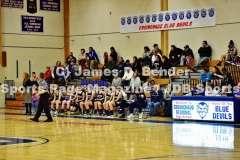 Gallery CIAC Girls Basketball: Coginchaug 59 vs. Morgan 35