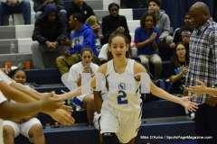 CIAC Girls Basketball - Crosby 50 vs. Waterbury Career 23 (22)