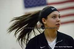 CIAC Girls Basketball; Farmington 57 vs. Tolland 36 - Photo # (42)