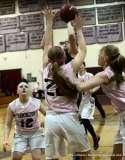 CIAC Girls Basketball Farmington 81 vs. Northwest Catholic 76 (10)