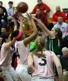 CIAC Girls Basketball Farmington 81 vs. Northwest Catholic 76 (12)