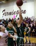 CIAC Girls Basketball Farmington 81 vs. Northwest Catholic 76 (15)