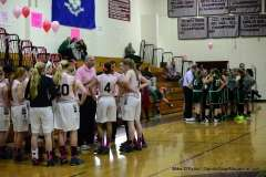 CIAC Girls Basketball Farmington 81 vs. Northwest Catholic 76 (17)
