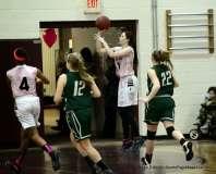 CIAC Girls Basketball Farmington 81 vs. Northwest Catholic 76 (20)
