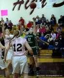 CIAC Girls Basketball Farmington 81 vs. Northwest Catholic 76 (22)