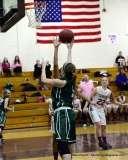 CIAC Girls Basketball Farmington 81 vs. Northwest Catholic 76 (25)