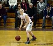 CIAC Girls Basketball Farmington 81 vs. Northwest Catholic 76 (7)