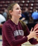 CIAC Girls Basketball; Focused on Farmington vs. RHAM - Photo # 001