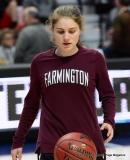 CIAC Girls Basketball; Focused on Farmington vs. RHAM - Photo # 011