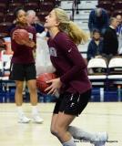 CIAC Girls Basketball; Focused on Farmington vs. RHAM - Photo # 022
