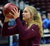 CIAC Girls Basketball; Focused on Farmington vs. RHAM - Photo # 033