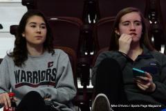 CIAC Girls Basketball; Focused on Farmington vs. RHAM - Photo # 047