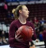 CIAC Girls Basketball; Focused on Farmington vs. RHAM - Photo # 059