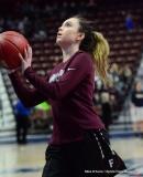 CIAC Girls Basketball; Focused on Farmington vs. RHAM - Photo # 060
