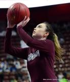 CIAC Girls Basketball; Focused on Farmington vs. RHAM - Photo # 061