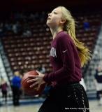 CIAC Girls Basketball; Focused on Farmington vs. RHAM - Photo # 062