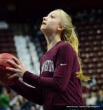 CIAC Girls Basketball; Focused on Farmington vs. RHAM - Photo # 063