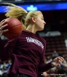 CIAC Girls Basketball; Focused on Farmington vs. RHAM - Photo # 065